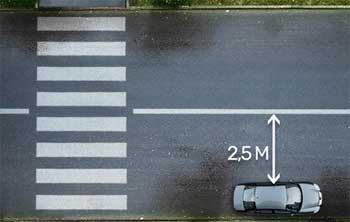 остановка автомобиля на дороге