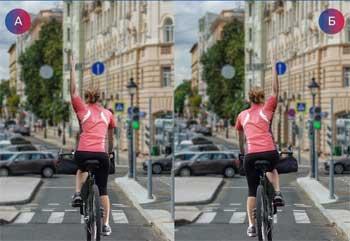 сигал велосипедистов