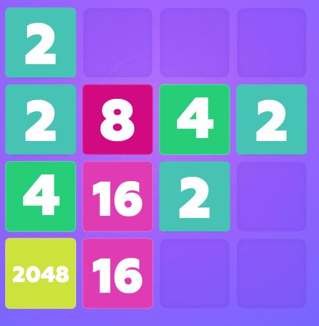 играть в числоманию 2048 на 2048c.spasibosb.ru