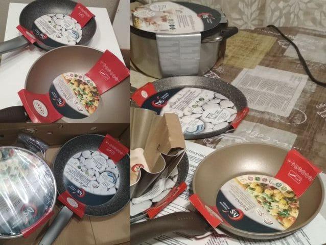 Сковороды от Baisad