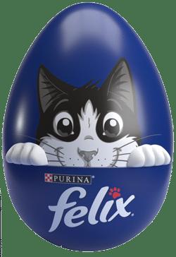 Кот Феликс - треснувший дикси