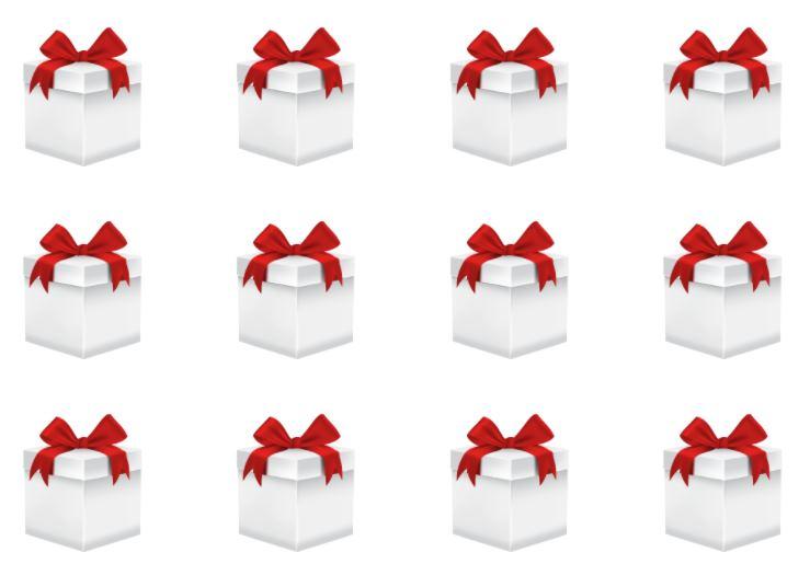 Подарочная коробка Хуавей