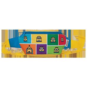 Пупон - поясная сумка с миньонами